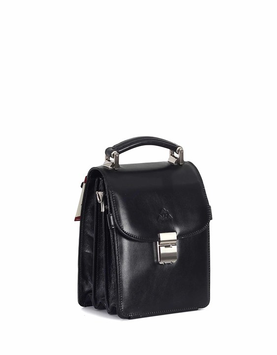 Genuine Leather Portfolio Bag - 301 - 1