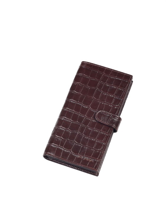 Genuine Leather Hand Wallet-805-13