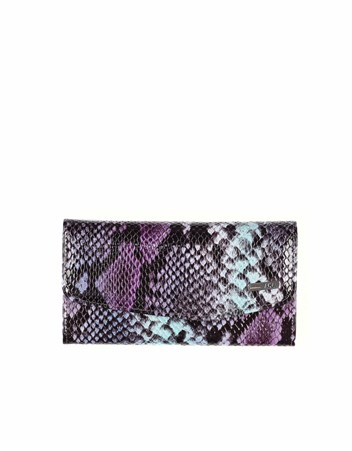 Genuine Leather Womens Wallet-472 - 05