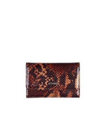 Genuine Leather Womens Wallet-450 - 104