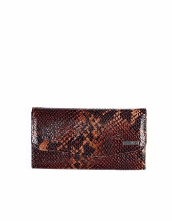 Genuine Leather Womens Wallet-472 - 104