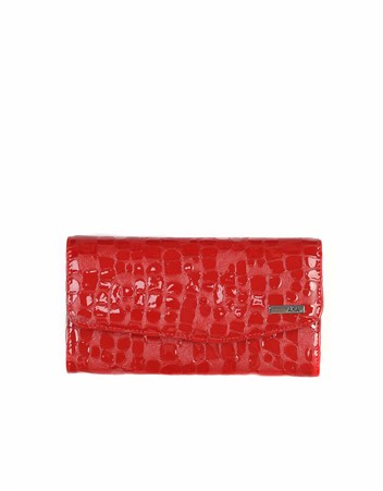 Genuine Leather Womens Wallet-472 - 107