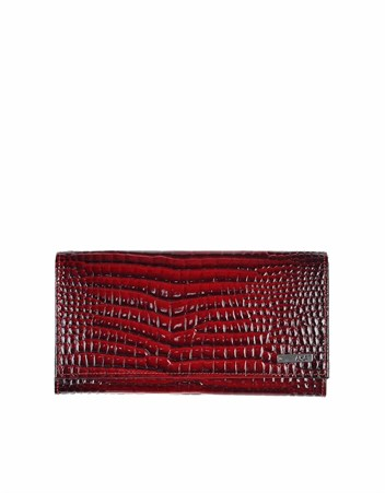 Genuine Leather Womens Wallet-443 - 31