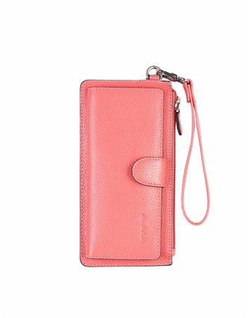 Genuine Leather Womens Wallet-451 - 37