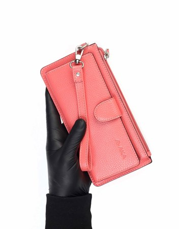 Genuine Leather Women's Wallet-451 - 37