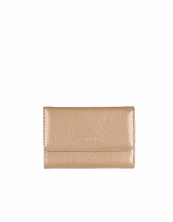 Genuine Leather Womens Wallet-450 - 38