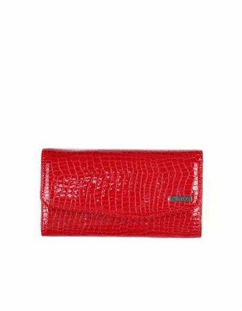 Genuine Leather Womens Wallet-472 - 42