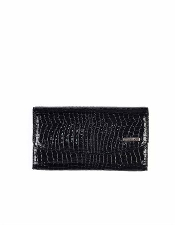 Genuine Leather Womens Wallet-472 - 43