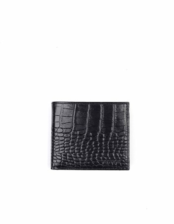 Mens Leather Wallet - 537 - 12