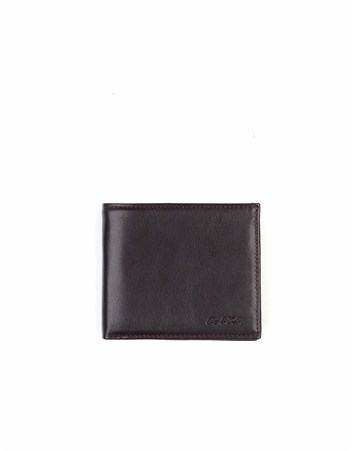 Mens Leather Wallet - 537 - 3