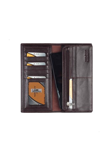 Genuine Leather Hand Wallet-810-3