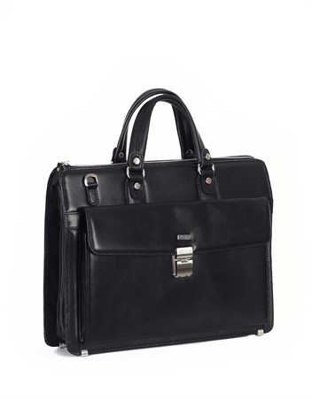 Genuine Leather Briefcase - 240 - 1