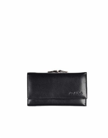 Genuine Leather Womens Wallet-423 - 1