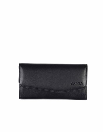 Genuine Leather Womens Wallet-472 - 1