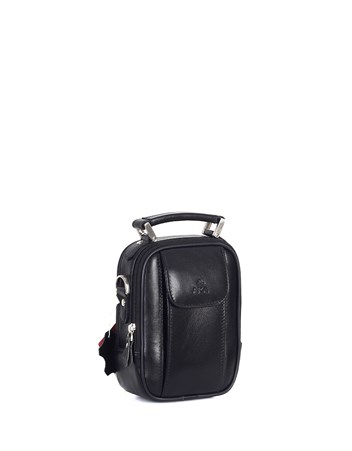 Genuine Leather Portfolio Bag - 342 - 1