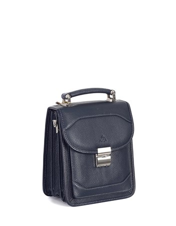 Genuine Leather Portfolio Bag - 300 - 17