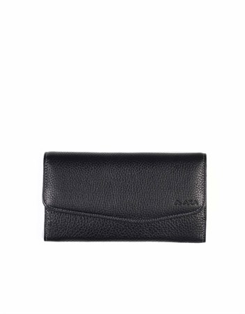Genuine Leather Womens Wallet-472 - 2