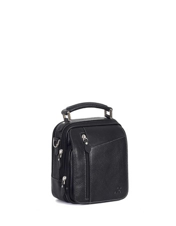 Genuine Leather Portfolio Bag - 348 - 2