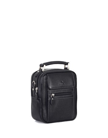 Genuine Leather Portfolio Bag - 395 - 2