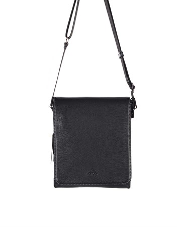 Genuine Leather Shoulder Bag - 308 - 2