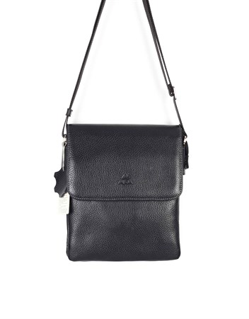 Genuine Leather Shoulder Bag - 360 - 2