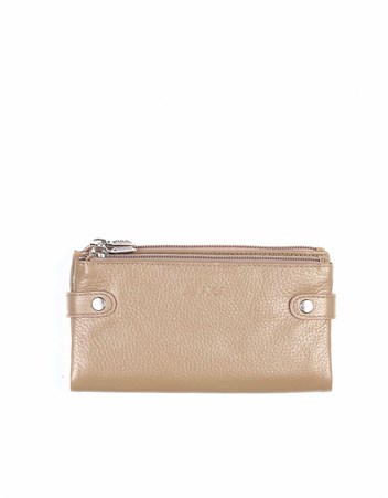 Genuine Leather Womens Wallet-400 - 38