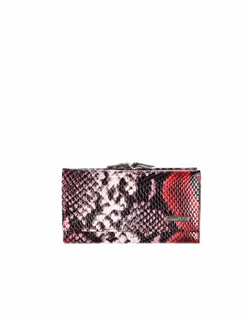 Genuine Leather Womens Wallet-423 - 01