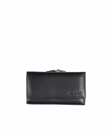 Genuine Leather Womens Wallet-423 - 2