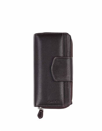 Genuine Leather Womens Wallet-428 - 4