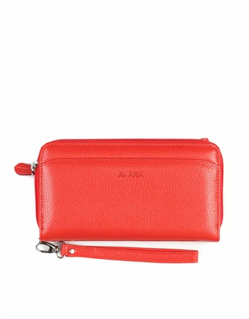 Genuine Leather Womens Wallet-430 - 36