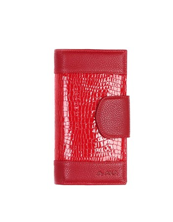 Genuine Leather Womens Wallet-435 - 42