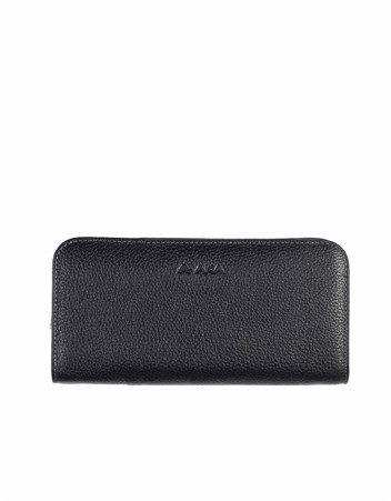 Genuine Leather Womens Wallet-436 - 2