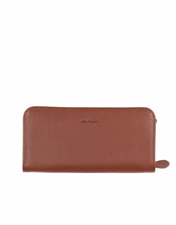 Genuine Leather Womens Wallet-436 - 6