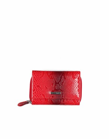 Genuine Leather Womens Wallet-467 - 71