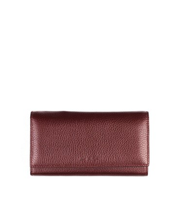 Genuine Leather Womens Wallet-470 - 07