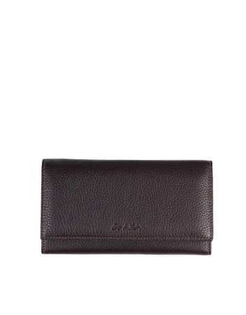 Genuine Leather Womens Wallet-470 - 4
