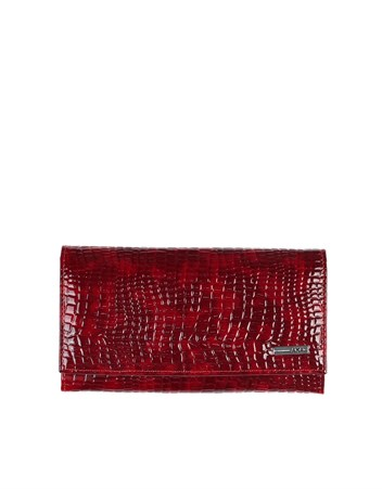 Genuine Leather Womens Wallet-470 - 65