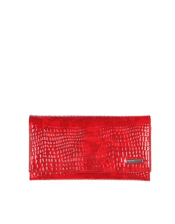Genuine Leather Womens Wallet-470 - 66