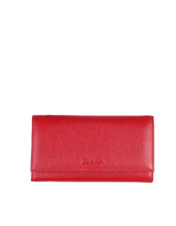 Genuine Leather Womens Wallet-470 - 8