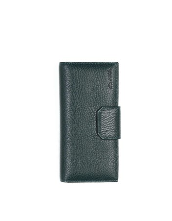 Genuine Leather Womens Wallet-485 - 21
