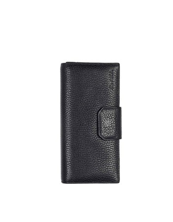 Genuine Leather Womens Wallet-485 - 2