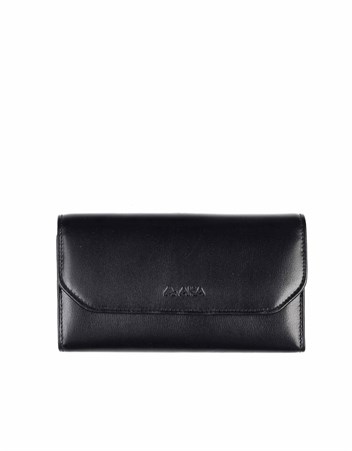 Genuine Leather Womens Wallet-490 - 1
