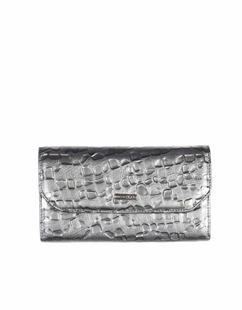 Genuine Leather Womens Wallet-490 - 101
