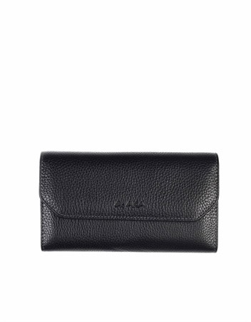 Genuine Leather Womens Wallet-490 - 2