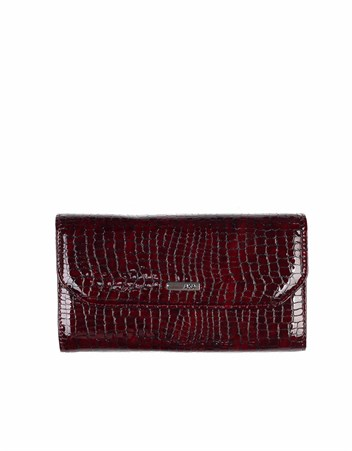 Genuine Leather Womens Wallet-490 - 65