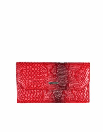 Genuine Leather Womens Wallet-490 - 71