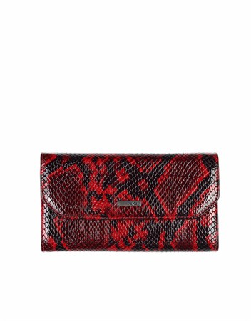 Genuine Leather Womens Wallet-490 - 97