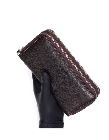 Genuine Leather Womens Wallet-495 - 4