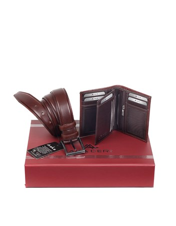 Mens Leather Gift Set 2