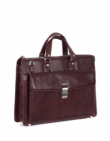 Genuine Leather Briefcase - 240 - 61